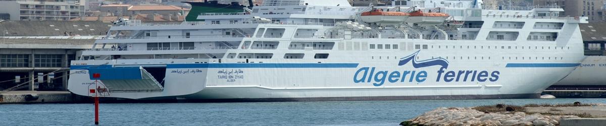 bateau algerie ariadne